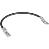 P1373 Überbrückungsseil Cu, 16mm², Länge 400 mm f. Schrauben M10