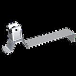 P111 043 S Dachleitungsstütze ALu-V2A, Ø 8 mm/Typ B