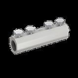 P2108 Verbindungsklemme Alu Ø 16 mm  m. V2A-Sechskantschrauben