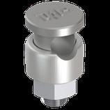 P1360 KS-Verbinder stahl-verzinkt, Ø 6-10 mm