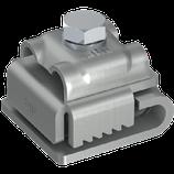 P111 688 Anschlußklemme V2A rostfrei, Klber 1-5mm m. Klemmbock, Ø 6-8mm