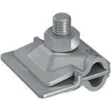 P111 270 Multi-Plus Anschlußklemme stahl-verzinkt Ø 8-10mm