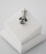 Ref.: 00112  Charm en plata925. Colección de angeles