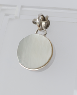 Ref.: 00159 Dije de plata925 y madre perla