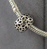 Ref.: 00177 Charm separador en plata925