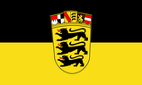 Baden-Württemberg State Flag
