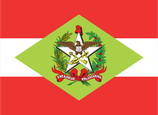 Santa Catarina State Flag