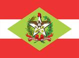 Santa Catarina State Flag