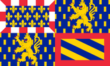 Bourgogne-Franche-Comté Flag