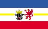 Mecklenburg-Western Pomerania Flag