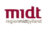 Midtjylland Region Flag