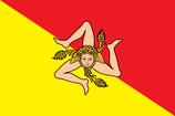Sicilia Regional Flag