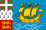 Saint-Pierre and Miquelon Flag