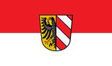 Nürnberg-Nuremberg City Flag