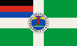 Insel Borkum Flag