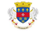 Saint Barthelemy Flag