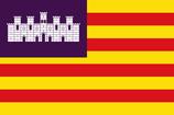 Islas Baleares Flag