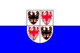 Trentino-Alto Adige/Südtirol Regional Flag