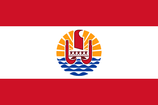 French Polynesia Flag