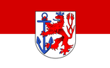 Düsseldorf City Flag