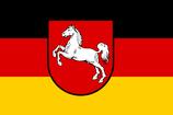 Lower Saxony-Niedersachsen State Flag