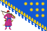 Dnipropetrovsk Oblast Flag