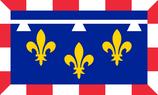 Centre-Val-de-Loire Flag