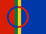 Sami-Sápmi Peoples Flag