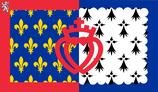 Pays-de-la-Loire Flag