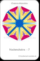 Nackenchakra 7