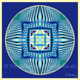 "31 - Mandala-Karte ""Sternenheimat"""