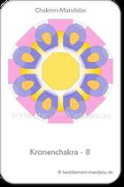 Kronenchakra 8