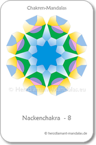 Nackenchakra 8