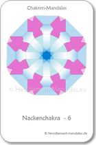 Nackenchakra 6