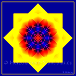 "24 - Mandala-Karte ""Lichtöffnung"""