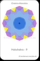 Halschakra 9