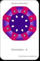 Stirnchakra 6