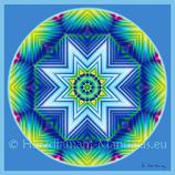 "04 - Mandala-Karte ""Geliebtes Sein"""