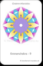 Kronenchakra 9