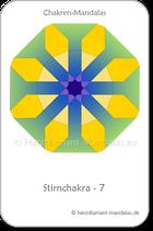 Stirnchakra 7