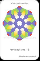 Kronenchakra 6