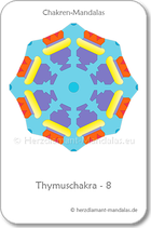 Thymuschakra 8