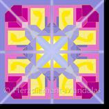 Geburtsstrahl-Mandala (Beispielbilder)