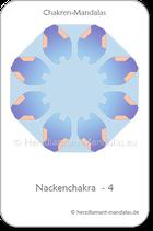 Nackenchakra 4