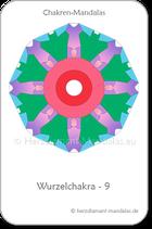 Wurzelchakra 9