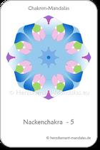 Nackenchakra 5