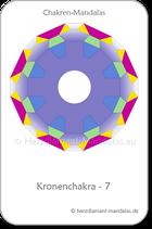 Kronenchakra 7