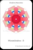 Wurzelchakra 5