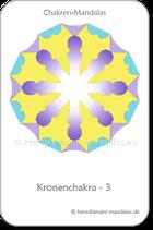 Kronenchakra 3
