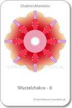 Wurzelchakra 6
